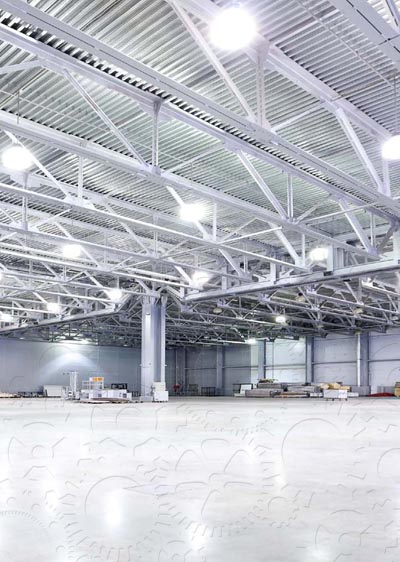 Sustainable Turnkey Solutions manages your energy efficient lighting projects